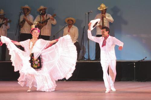 Ballet Folklorico de la Universidad de Guanajuato